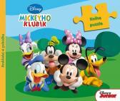 Puzzle v knížce Mickeyho klubík