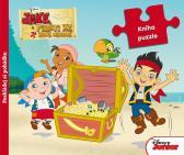 Puzzle v knížce Jake Piráti ze Země Nezemě