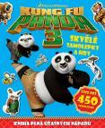 Kung Fu Panda 3 Skvělé samolepky a hry
