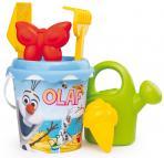 Kyblíček Olaf s konvičkou a příslušenstvím střední