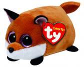 Plyšová zvířátka - Teeny Tys FINLEY - fox