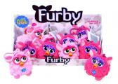 Přívěšek Furby plyš růžový 8cm