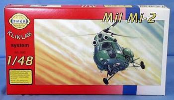 Vrtulník Mi - 2