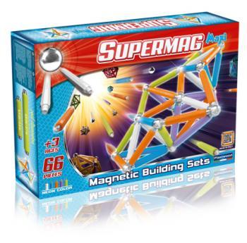 Supermaxi Fluo zářivé barvy