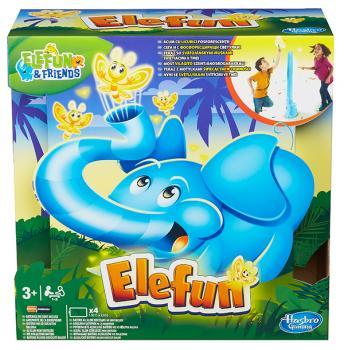 Společenská hra Elefun s fosforeskujícími motýlky