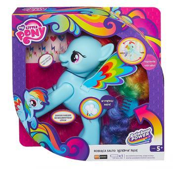 My Little Pony Skákající Rainbow Dash