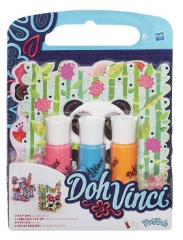 Play-Doh Dohvinci náhradní tuby s pozadím