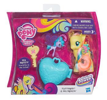 My Little Pony Poník s kouzelným klíčem a doplňky