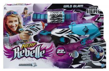 Nerf Rebelle safari sada s pistolkou Wild Glam