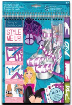 Style Me Up! Návrhářské portfolio Boty