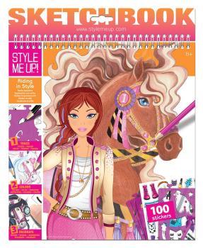 Style Me Up! Velké návrhářské portfolio Koně
