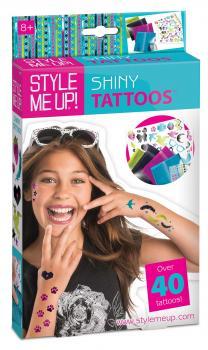 Style Me Up! Lesklé tetování