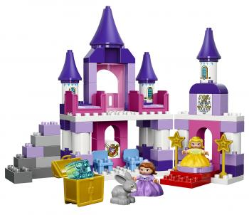 LEGO DUPLO Sofia the First 10595 Princezna Sofie I. – Královský hrad
