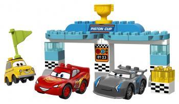 LEGO DUPLO IP New 10857 Závod o Zlatý píst