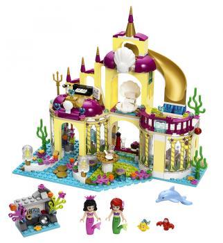 LEGO Disney princezny 41063 Podvodní palác Ariely
