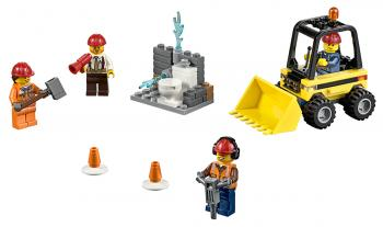 LEGO City Demolition 60072 Demoliční práce – startovací sada