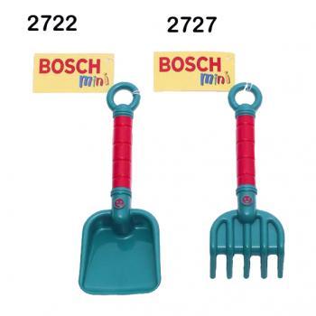 Bosch hrabičky plast