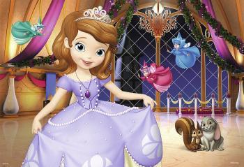 Ravensburger puzzle Walt Disney Sofie  2x12 dílků