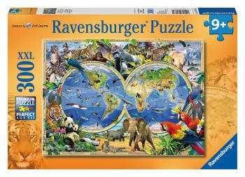 Ravensburger puzzle Svět divoké přírody 300 dílků