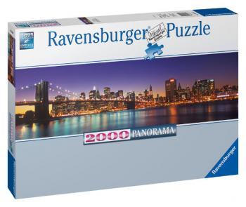 Ravensburger Puzzle New York 2000 dílků