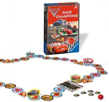 Ravensburger Hra Cars 2 závody