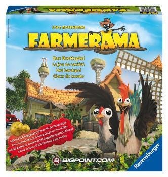 Ravensburger hra Farmerama