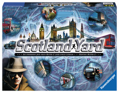 Ravensburger hra Scotland Yard