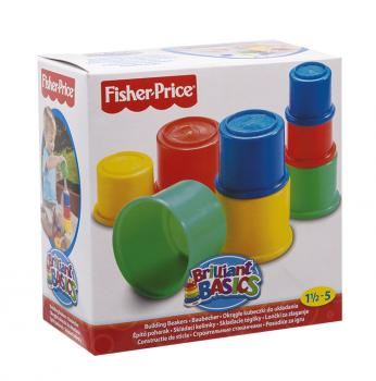 Fisher Price Skládací kelímky