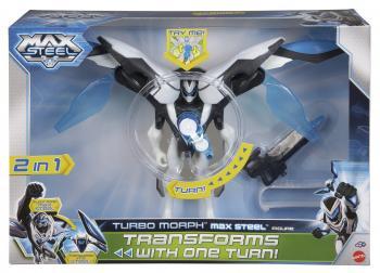 Hot Wheels Max Steal Super Transformermace
