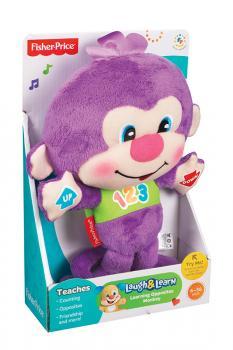 Fisher Price Chytrá mluvící opička