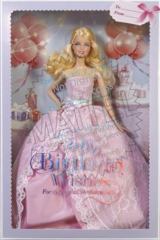 Barbie Krásné narozeniny
