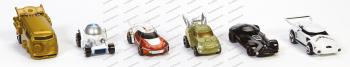 Hot Wheels Star Wars autíčko, více druhů