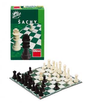 Šachy - cestovní verze