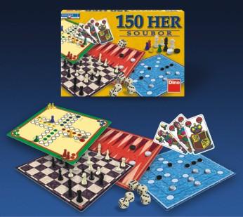 Hra -  SOUBOR 150 HER