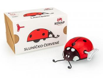 Kovap Sluníčko červené (klíček)