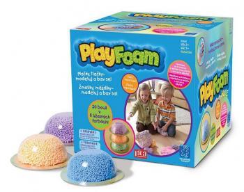 PlayFoam Boule - 1ks,, mix 8 barev