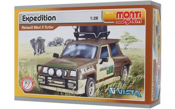 Renault Maxi 5 Turbo Expedition