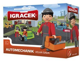 IGRÁČEK Automechanik set