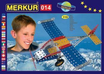 Stavebnice Merkur - Letadlo