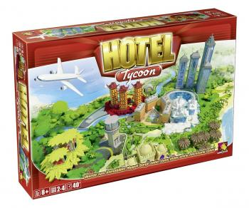Společenská hra Hotel