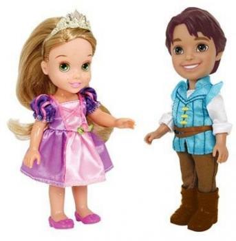 Disney Princezna a princ