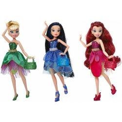 Disney Víly  22 cm deluxe modní panenka