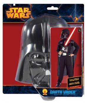 Star Wars: Darth Vader ACTION SUIT kostým (7-10 let)
