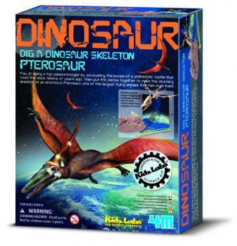 Pterosaurus  skládací kostra