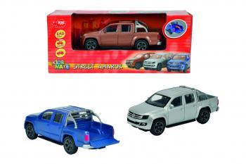 Auto Amarok, 3 druhy
