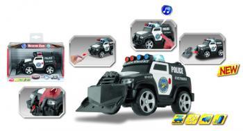 Dickie Policejní zásahové vozidlo