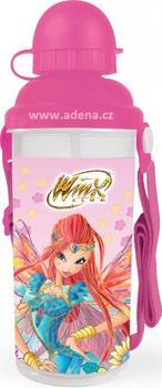 Karton P+P Láhev na pití plastová Winx