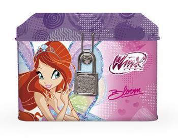 Karton P+P Pokladnička plechová Winx