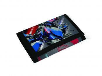 Karton P+P Peněženka Transformers - DÁREK ZDARMA k nákupu vybraných položek Transformers nad 699 Kč