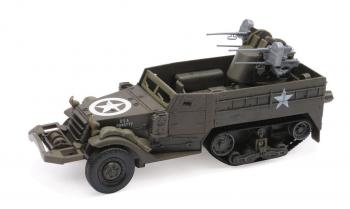 Tank M16 model kit